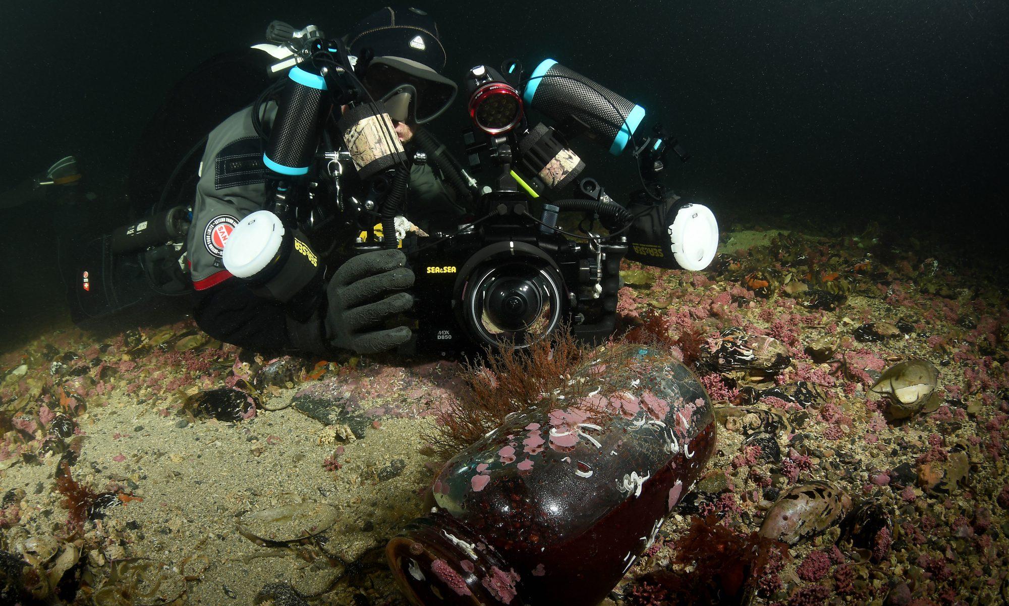 High Coast Diving